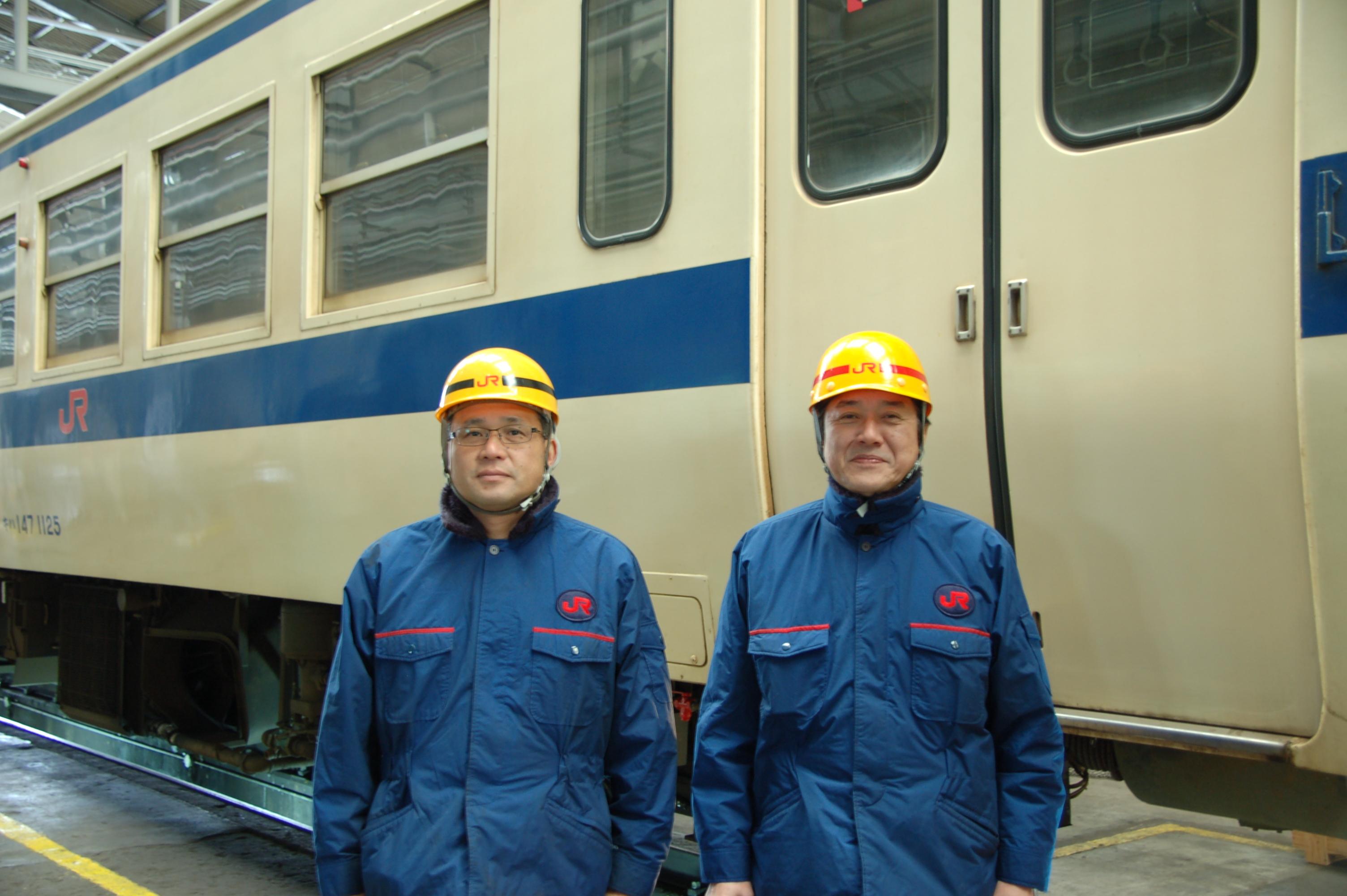 筑豊篠栗鉄道事業部 直方車両センターを視察 | ひたひこブログ